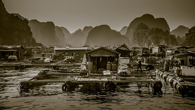 Mesmerizing Halong Bay.