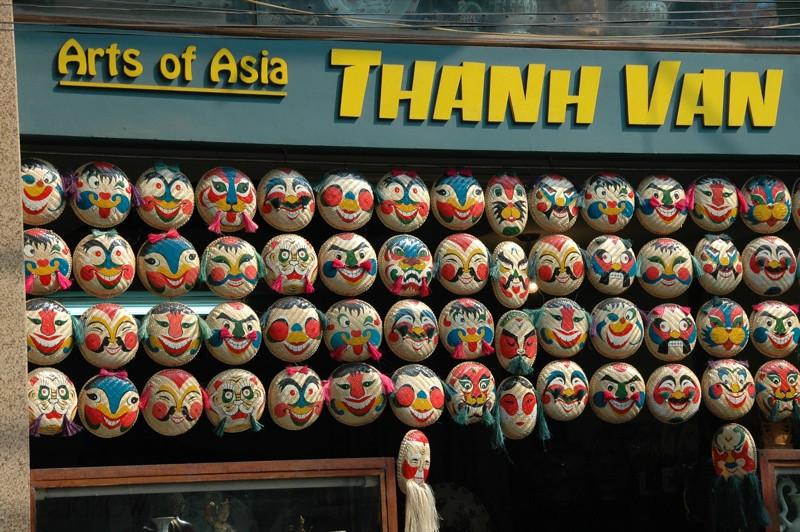 Face Masks - Hanoi, Vietnam