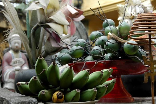 Bananas and Coconuts - Hanoi, Vietnam