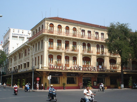 Hotel Continental, Ho Chi Minh City - Vietnam