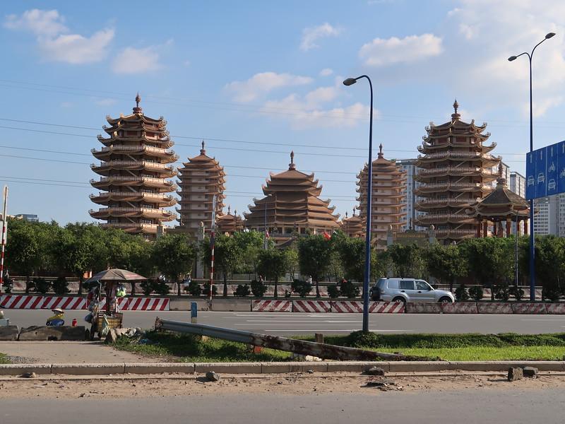 Minh Dang Quang Pagoda
