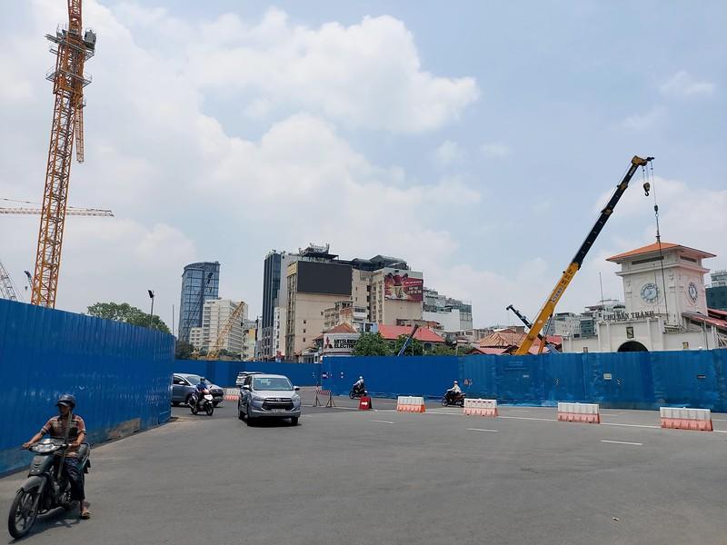 Ho Chi Minh City Metro 2021 construction update