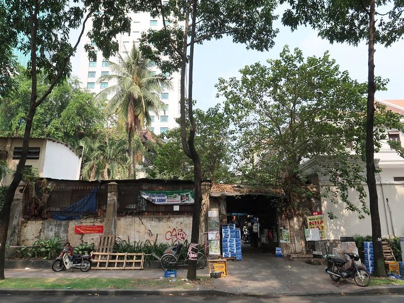Chu Manh Trinh, District 1