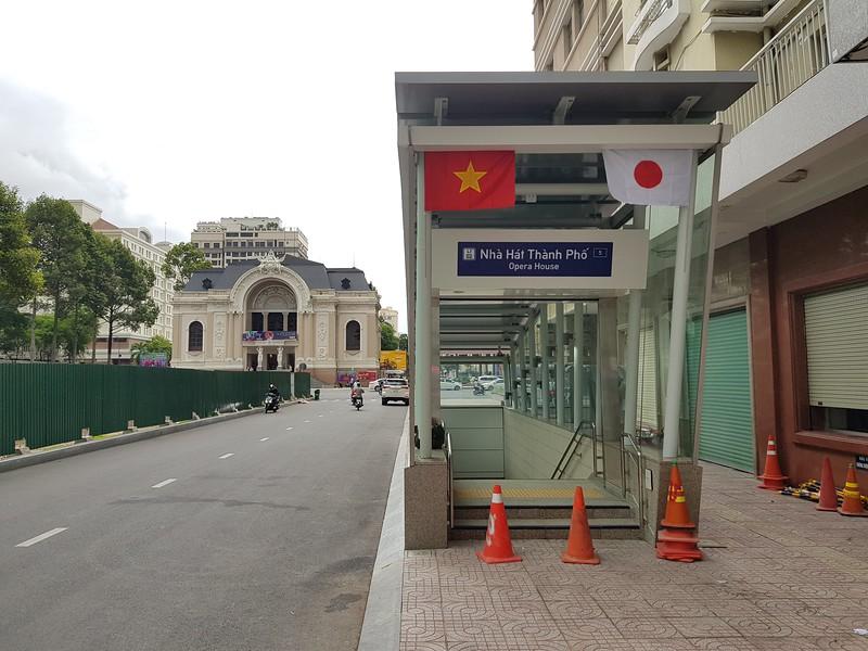 Opera House Gate 5