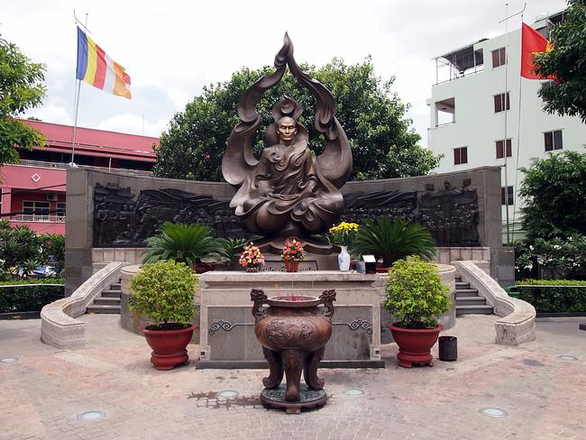 Quang Duc Memorial - Ho Chi Minh City