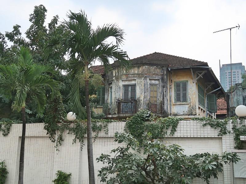 Villa at 33 Nguyen Du