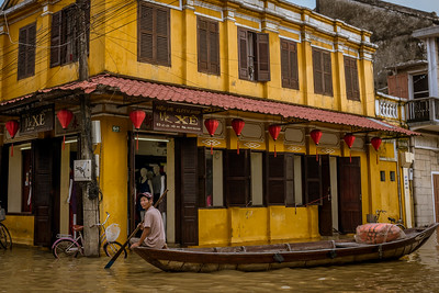 Historic Flooding in Hoi An