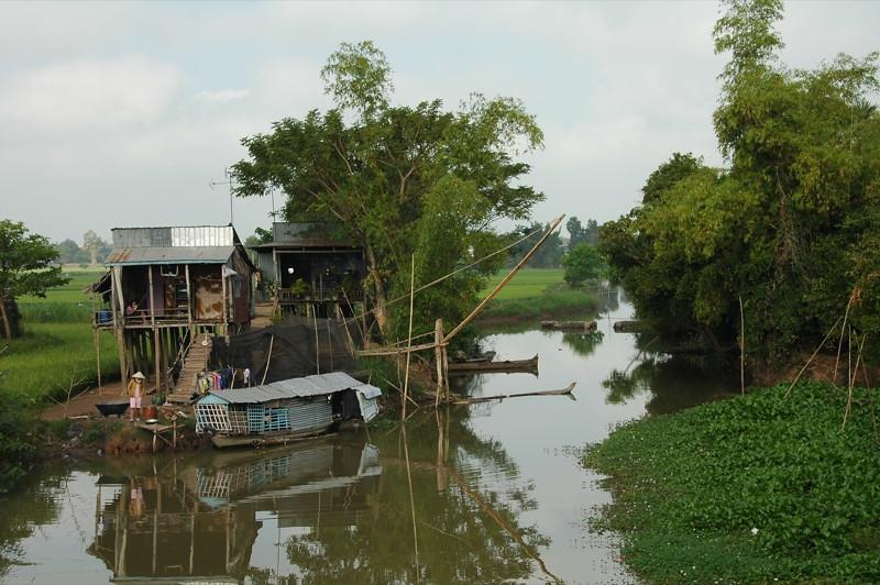 Cham Village - Mekong Delta, Vietnam