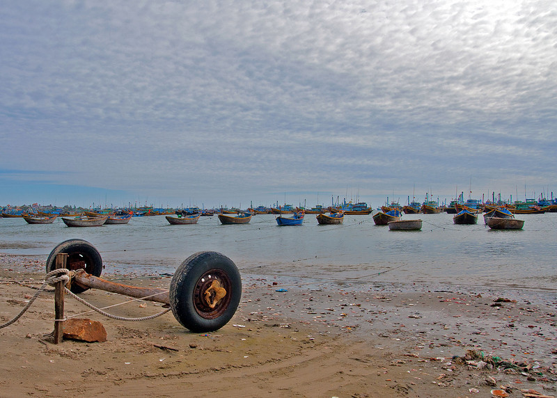 RTW Trip - Mui Ne, Vietnam