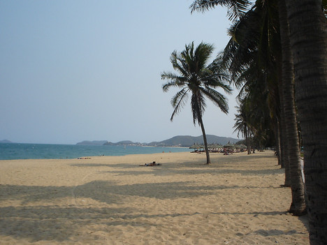 Beach, Nha Trang - Vietnam