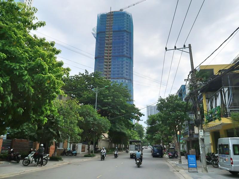 Hoang An viewed from Hoang Hoa Tham