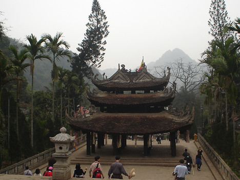 Perfume Pagoda - Vietnam