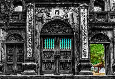 Thiên Trù Temple.