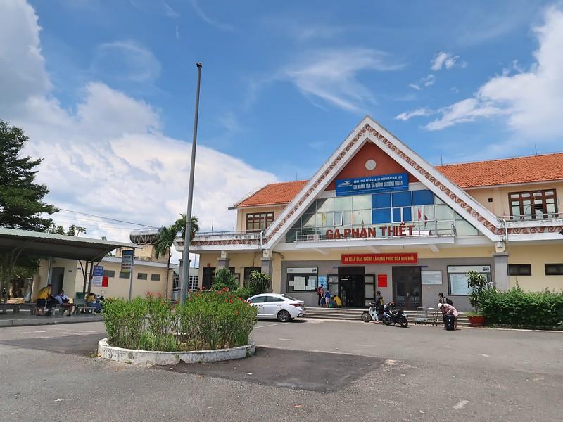 Phan Thiet Railway Station
