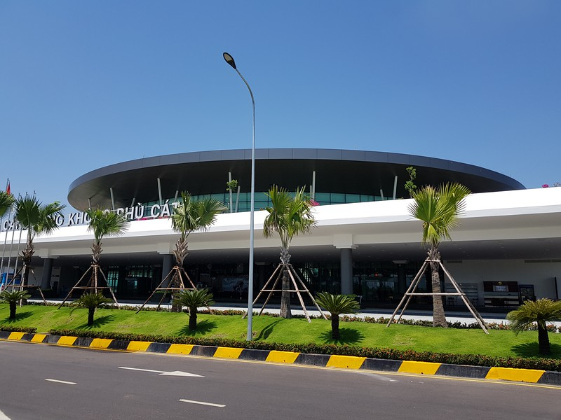 Quy Nhon Phu Cat Airport
