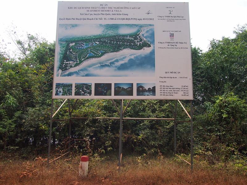 Resort development in Phu Quoc