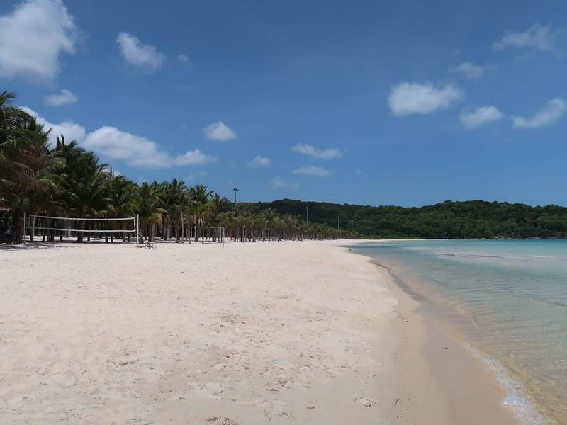 Kem Beach at New World