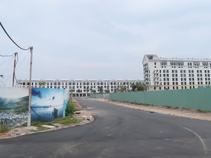 Grandworld construction site