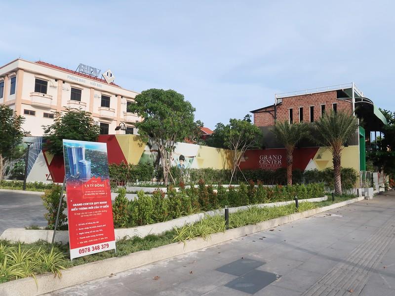 Grand Center site