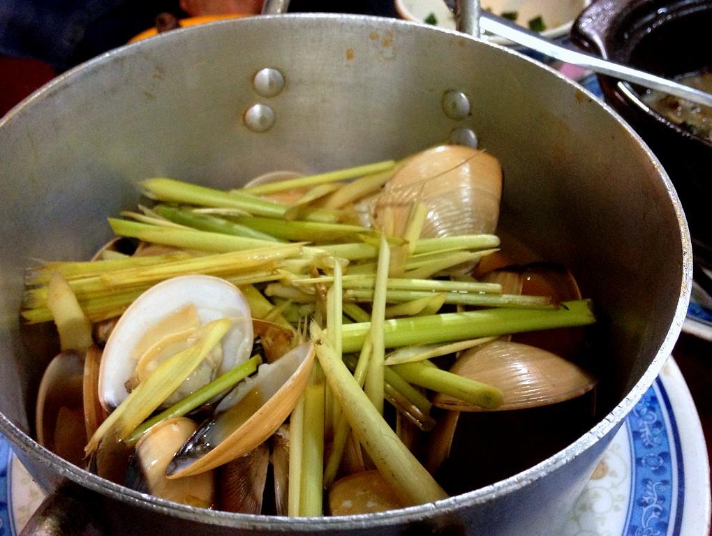 snails vietnam gluten free