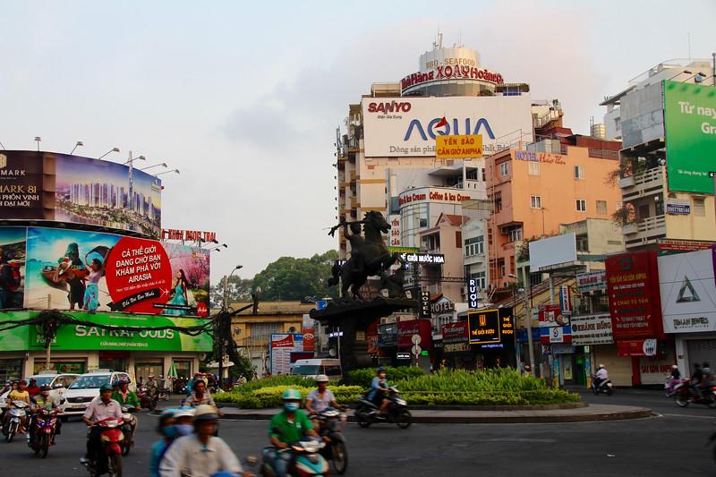 Saigon (Ho Chi Minh City) - Intrepid Travel Cambodia - Review: Cambodian Traveler