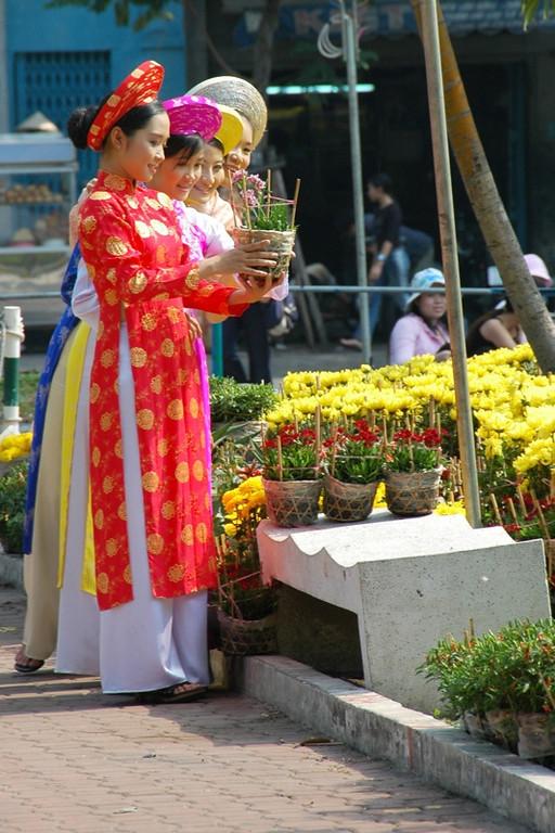 Beautiful Ladies - Saigon, Vietnam