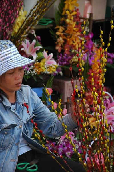 Flower Arrangement - Ho Chi Minh City, Vietnam