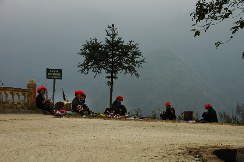 Red Dao Women - Sapa, Vietnam