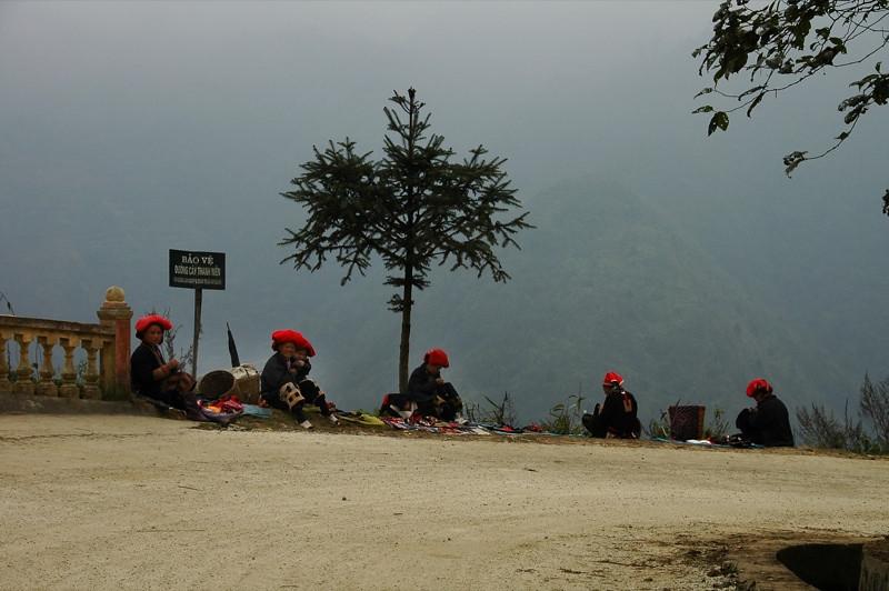 Red Dao Women - Sapa, Vietnam