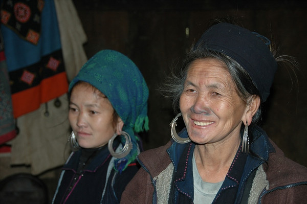 Hmong Mother and Daughter - Sapa, Vietnam