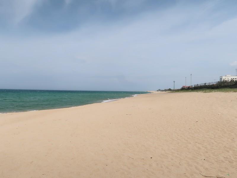 Tuy Hoa municipal beach