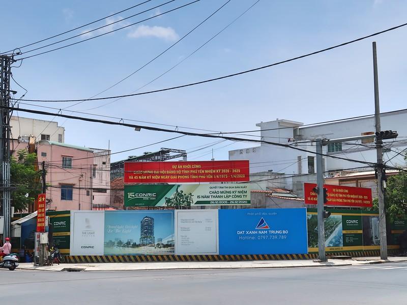 The Light Phu Yen work site