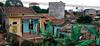 Vidunerlig kaos og vakre farger. Vietnamesisk byggekultur er ikke som vår.Èn landsby på veien mellom Friendship Pass og Hanoi.<br /> *******<br /> Wonderful chaos and vivid colors. Vietnamese building culture isn't like ours. One of many villages on the road from Friendship Pass to Hanoi.<br /> <br /> Specs: Olympus E-500, Zuiko 14-42 f3.5-4.5 (Foto: Geir)