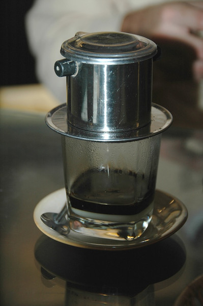 Vietnamese Coffee - Hanoi, Vietnam
