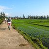 Bike ride near Hoi An, Vietnam
