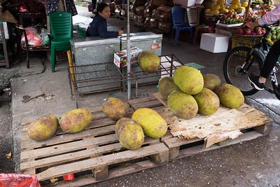 Jackfruit taste great