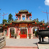 Chinese temple in Hoi An, Vietnam
