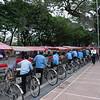 Bike taxis