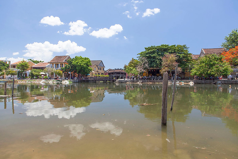 Japanese Covered Bridge, Hoi An, Vietnam.