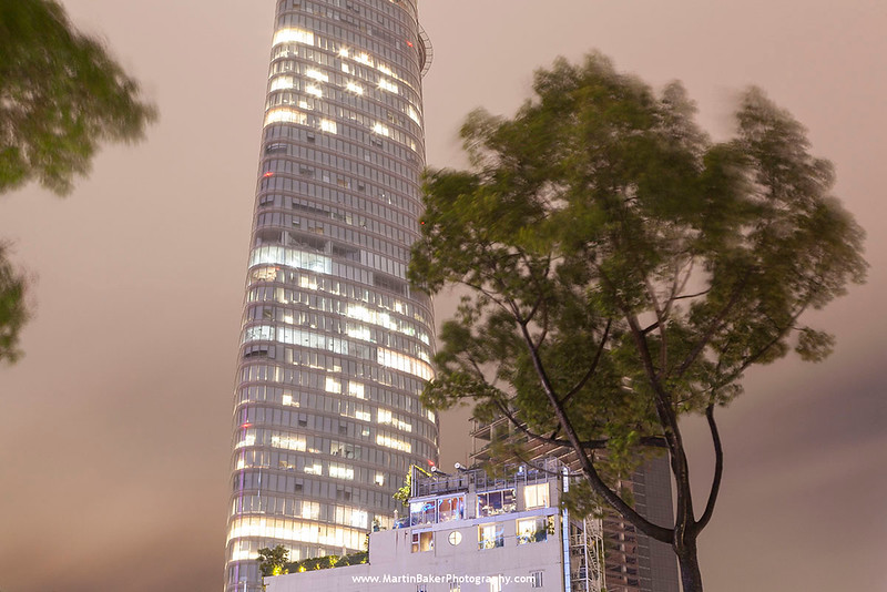 Bitexco Financial Tower, Ho Chi Minh City (Saigon), Vietnam.