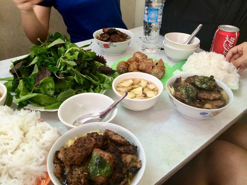 Eat like a local