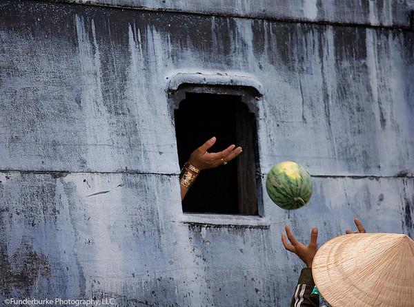 Watermelon Toss - Mekong Delta