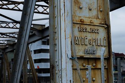 Old Bridge Hanoi