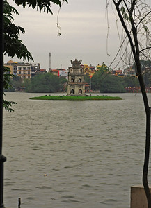 Monument of the Giant Tortoise, Hanoi