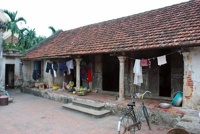 Thuy's girlhood home, Phat Diem