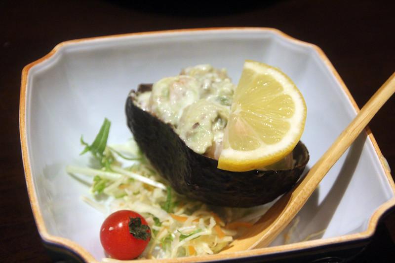 Avocado Salad, Nagoya