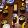 Breakfast, Maruya Inn, Tsumago