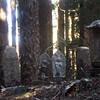 Religious Symbols Along the Ancient Kiso Road