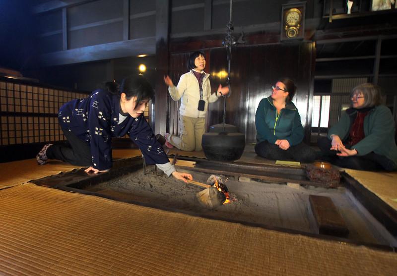 Ancient Okuya Inn, Tsumago
