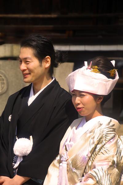 Matsumoto Wedding Couple